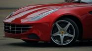 Ferrari California At Air Show