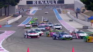 Eurocup Megane Trophy Paul Ricard HTTT News 2011 - Race 1