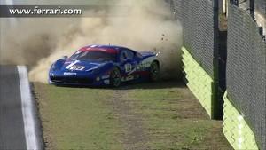 Ferrari Challenge Italia - Vallelunga - Race 1