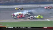 Allmendinger Spins, Collects Pile-Up - Talladega Superspeedway 2011