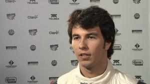 Sauber F1 - Sergio Pérez - Interview