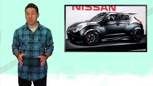 Subaru BRZ Revealed, Kimi Returns to Formula One, Nissan Nismo Juke