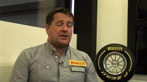 F1 Pirelli 2011 - Spa - Paul Hembery Interview