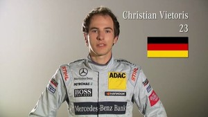 New Mercedes-Benz DTM Junior Team for 2012