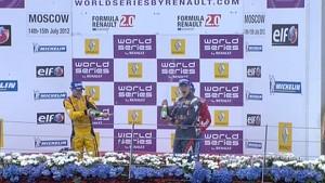 Eurocup Formula Renault 2.0 Moscow News 2012 - Race 1