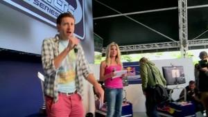 Red Bull Gridsters 2012 UK: Webber vs Hakki JR Gaming
