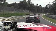 Schubert Motorsport BMW Z4 GT3 Onboard 2 Runden VLN 4. Lauf 2011 Nürburgring Nordschleife