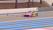 Eurocup Megane Trophy Paul Ricard News 2012 - Race 2