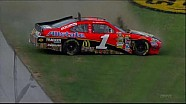 Jamie McMurray Wrecks Late - Talladega - 10/07/2012