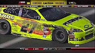 Paul Menard Draws Caution Flag