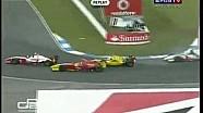 Romain Grosjean Crash Compilation