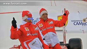 Wrooom 2013 – Meeting the fans in the piazza - Felipe Massa