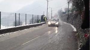 WRC Monte Carlo 2013 JM Latvala Crash SS14-Col De Turini