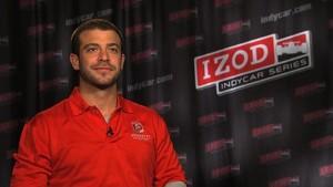Andretti Autosport - E.J. Viso interview