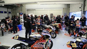 Red Bull MotoGP Rookies Cup 2013 - Pre-Season Test 1