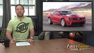 Special Aston Roadster, Cadillac ATS-V, 2014 Camaro Refresh, 736-Hp VW Golf, & CoW!