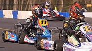 Top Drivers Hone Skills on Go-Kart Track