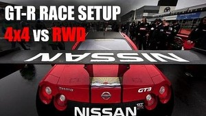 Can a race GT-R run 4x4? Ricardo Answers your tech questions on the Nissan GT-R Nismo GT3