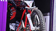 Infiniti Red Bull Racing 2013: Dougie Lampkin Visits The Factory