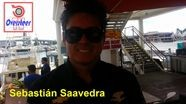 Sebastián Saavedra interview
