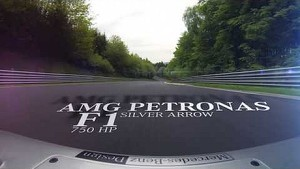 AMG hits the Nordschleife!