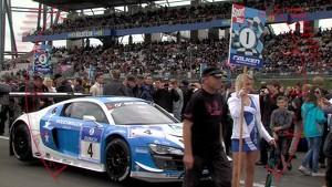 Audi Motorsport - 24h Nürburgring 2013