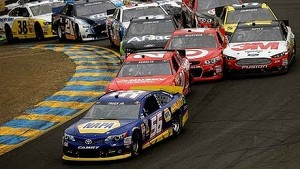 NASCAR Highlights | Toyota/Save Mart 350, Sonoma 2013