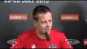 James Courtney Press Conference