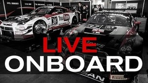 FIA GT Slovakia 2013 - LIVE RACING - LIVE ONBOARD
