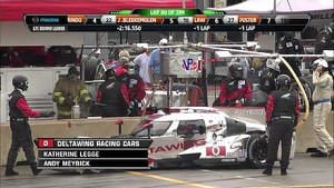 2013 Petit Le Mans Race Broadcast [Part 1] - ALMS - Tequila Patron - Sports Cars - Racing