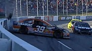 NASCAR Ryan Newman hits the wall | Martinsville (2013)
