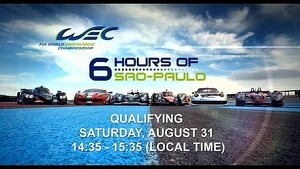 REPLAY -  6 Hours of Sao Paulo 2013 - Qualifying part 2