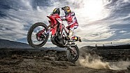 The ultimate test for off road bikes - Rally Dakar 2014