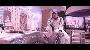 FIA Formula E Spark-Renault SRT_01E Car Demo