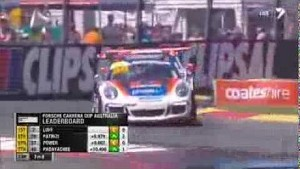 Network TV coverage - Race 3 Adelaide 2014
