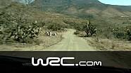 ONBOARD Robert Kubica/ Rally México 2014