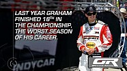 The IndyCar Chronicles: Graham Rahal