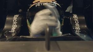 Mercedes AMG Petronas - Circuit Preview - Bahrain