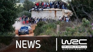 Stages 14-16 Vodafone Rally de Portugal 2014