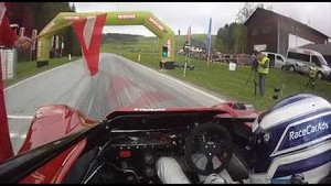 Rechberg 2014 - Osella OnBoard Action