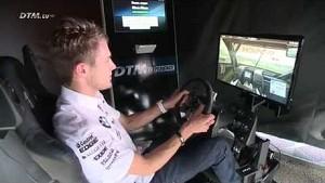 DTM Track Presentation Oschersleben - Marco Wittmann
