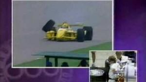 1995 - Indianapolis 500 Start