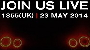 NISMO LIVE ANNOUNCEMENT - 1355 (UK), 23 MAY 2014