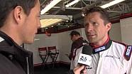 Simon Dolan - 24 Hours of Le Mans 2014 - Test day
