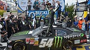 Victory Lane: Monster day for Busch