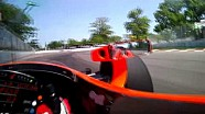 INDYCAR In-Car Theatre: Visorcam Chevrolet Indy Dual In Detroit