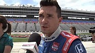 IndyCar Rookies Tackle Texas Motor Speeday