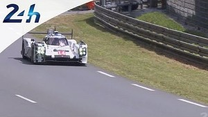 Le Mans 2014: problem for the Porsche n°14
