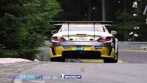 SlowMotion - 2014 Nübrugring 24 Hours - Michelin