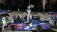 Harvick gets first win at Kentucky since '01